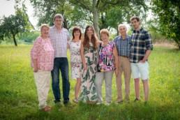 Foto Familie mehrere Generationen