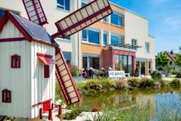 Immobilienfoto Pflegeheim Pforzheim von aussen