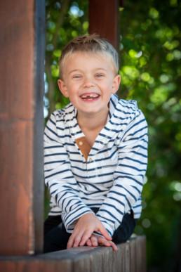 Foto lachendes Kind, Erstklässler