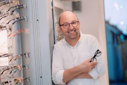 Firmenportrait Optiker Fesser in Straubenhardt Foto von Stefanie Morlok Pforzheim Birkenfeld