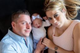 Baby und seine Eltern